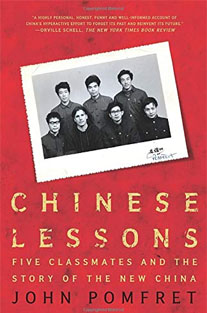 Chinese Lessons: Five Classmat...