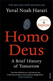 Homo Deus: A Brief History of ...