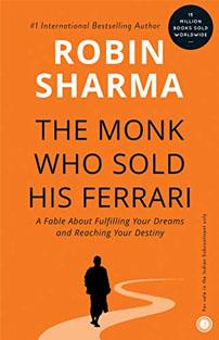 The Monk Who Sold His Ferrari:...