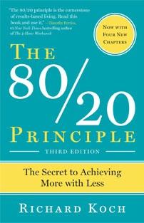 The 80/20 Principle: The Secre...