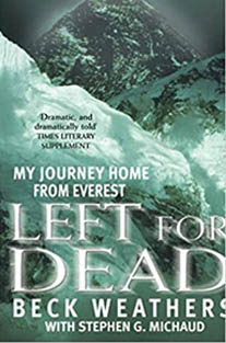 Left for Dead : My Journey Hom...