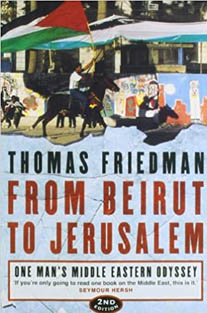 From Beirut to Jerusalem: One ...