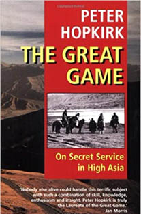 The Great Game: On Secret Serv...